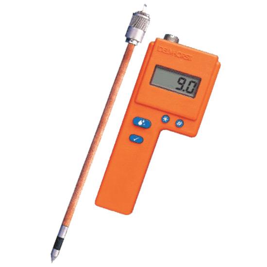 Medidor de humedad de pacas en kit dhf 2000 1235 - Medidor de humedad ...